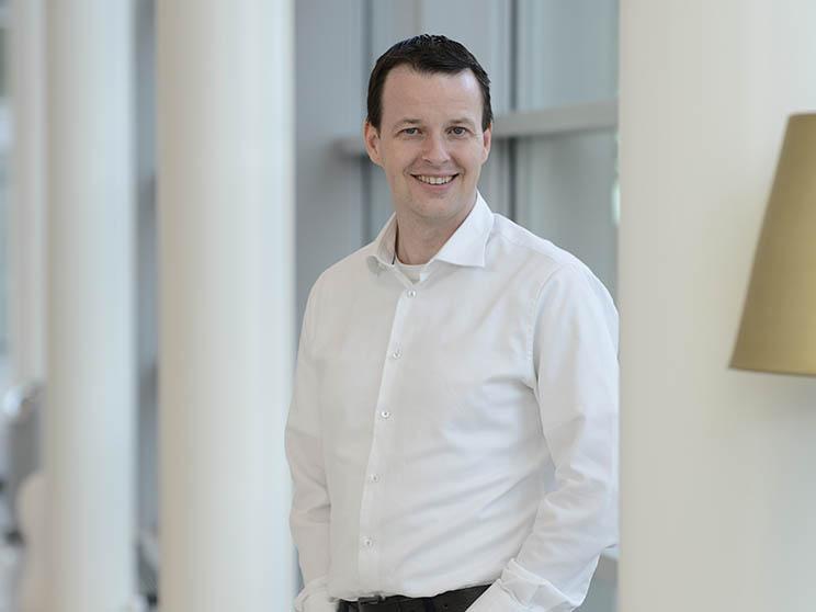 Onze specialist Jurgen van Veenendaal