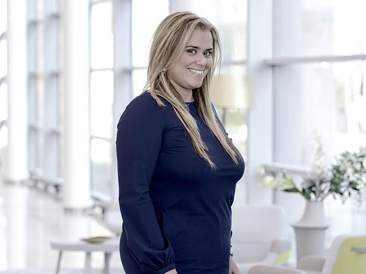 Onze specialist Nausikaä Jansen